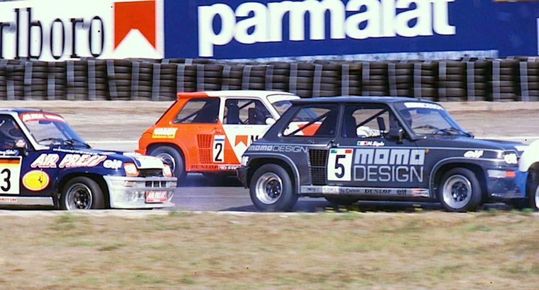 28. August 1983 - Renault 5 Turbo European Cup - Zandvoort - Nederland