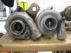 Umbau Turbolader
