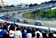5. Juli 1981 . - Coupe d'Europe Renault 5 Turbo Elf - Dijon - France